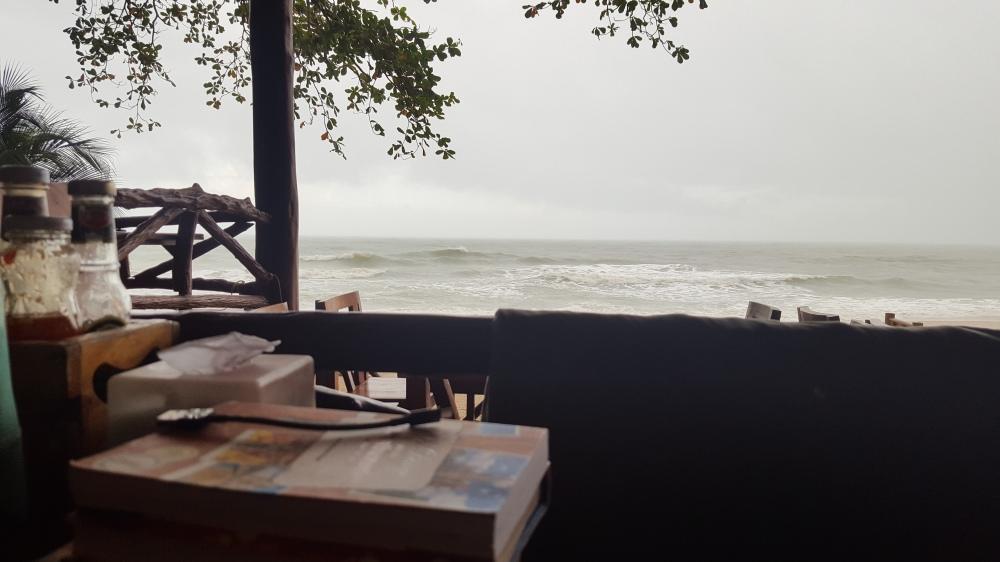 Regenrestaurant